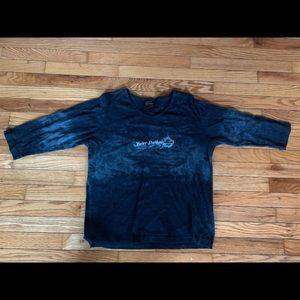 Harley Davidson mid sleeve shirt